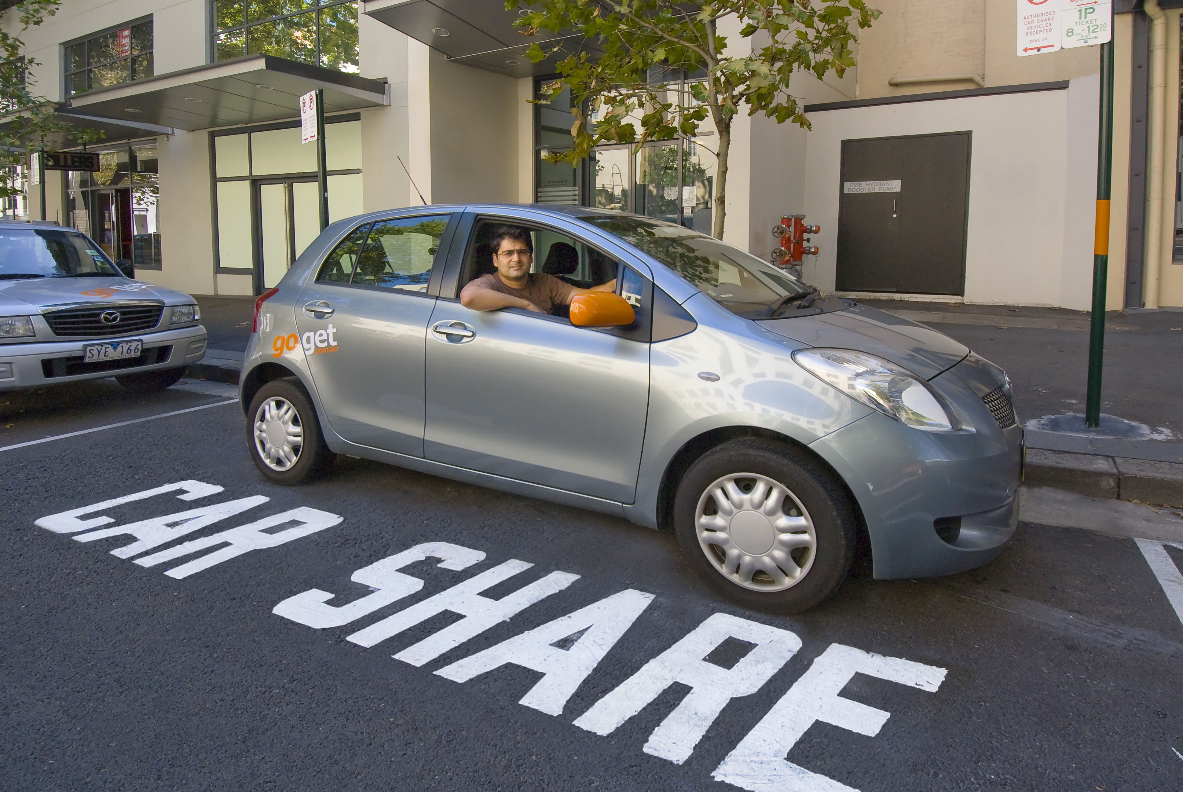 Carshare companies get coveted parking new